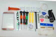 SAMSUNG S7 BORDO ROSE GOLD schermo in vetro Set di riparazione, colla, cacciaviti, strumenti