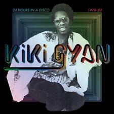 KIKI GYAN - 24 HOURS IN A DISCO 1978-1982  CD NEUF