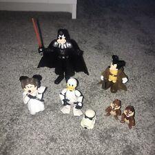 Star Wars Disney Star Tours Figure Bundle - Disneyland - Free Post - UK Seller