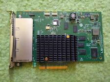 DELL Sas9201-16E 6Gb S 16Port Int PciE 2.0 X8 SAS SATA Host Bus Adapter