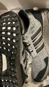 Adidas UltraBoost 4.0 Game Of Thrones Size 8.5 Stark Gray Black Winter Is Coming
