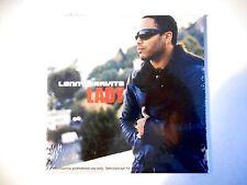 LENNY KRAVITZ : LADY (EDITED MIX) (PROMO)  ★ Port Gratuit - CD Neuf ★ NEW