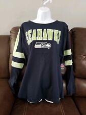 Women's Seattle Seahawks Pullover Sweatshirt