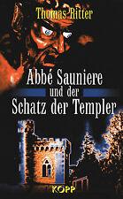 ABBE SAUNIERE UND DER SCHATZ DER TEMPLER - Thomas Ritter BUCH
