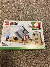 LEGO 40414 Super Mario: Monty Mole & Super Mushroom set | Nintendo UK Seller