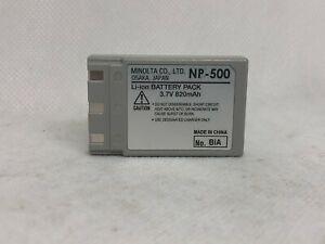 Minolta NP-500 Lithium Ion Akku