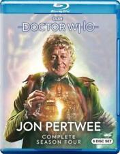 Doctor Who: Jon Pertwee Complete Season Four (DVD,2019)