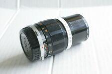Olympus PEN F E.Zuiko Auto-T Zuiko 100 mm f/3.5 Lens VERY GOOD CONDTION