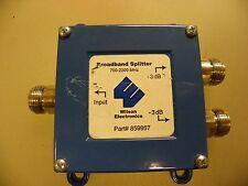 Wilson Electronics 859957 Broadband Splitter 700-2300 MHz