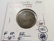 New ListingL64 Netherlands 1910 1/2 Gulden
