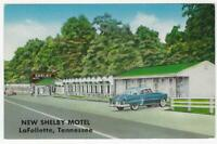 Tennessee Hotels Lot of Two Vintage Postcards Brendalene Jasper, New Shelby