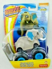 BLAZE AND THE MONSTER MACHINES ELEPHANT TRUCK NICKELODEON FISHER PRICE NEW !