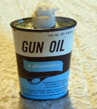 Vintage Western Field 3 oz. Oil Can Montgomery Ward Oil Can 1960's