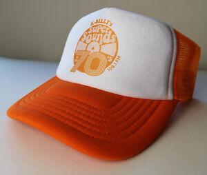 K-Billy's Sounds 70's Snapback Hat - Vintage Retro Trucker Cap - Reservoir Dogs