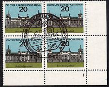 ❷❷  Berlin 236 FN 1 An sehr seltene Zähnung zentrisch gestempelt m. vollem Gummi