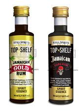 2 Still Spirits Top Shelf Stillspirits Alcohol Flavouring Choose 2 from 24 Types