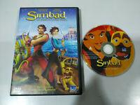 Simbad La Leyenda de los siete mares Miguel Angel Muñoz - DVD Español - 1T