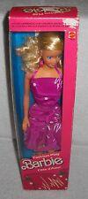 #7162 NRFB Mattel Foreign Fashion Play Cote D'Azur Barbie Doll