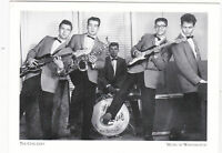 "*Postcard-""The Checkers""-1959-1960-(Yakema Valley) @ Music in Washington (A61-2)"