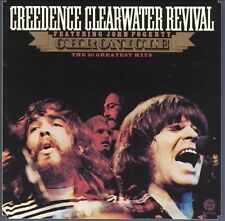 CREEDENCE CLEARWATER REVIVAL - CHRONICLE-GREATEST HITS -CD - NEAR MINT CONDITION
