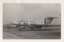 Gloster Javelin FAW9 XH897 Photo, HA565