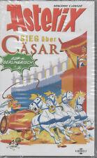 Asterix Sieg über Cäsar VHS Videocassette NEU Auf Berlinerisch Kinowelt