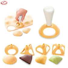 4pcs Dough Press Maker Dumpling Pie Ravioli Making Mould Pastry Kitchen Tool