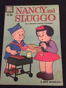 NANCY #177 Peanuts Story! F Condition