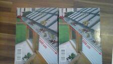 6m Dachrinnenschutz Laubschutz Rinnenschutz Dachrinne Schutz Laubfang Laubstop