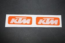 KTM Aufkleber Sticker Decal Autocollant  SX EXC LC4 RC8 Adventure SMR >Logo<3