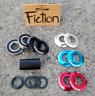 FICTION SAVAGE SEALED MID BOTTOM BRACKET 19MM BMX BIKE BB KIT FIT CULT PRIMO