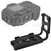 Kameraplatte Griff Schnellwechselplatte für Canon EOS 5D 6D 7D /Stativ Kugelkopf