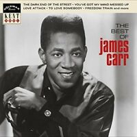 JAMES CARR - THE BEST OF   CD NEW!