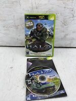 Halo: Combat Evolved (Microsoft Xbox, 2001) Complete Complete Tested