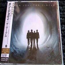 BON JOVI - THE CIRCLE - JAPAN JEWEL CASE SHM - SEALED