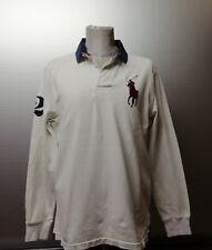 Polo by Ralph Lauren   polo manica lunga Tg. M   men's long sleeve T-shirt sizeM