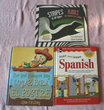 Play and Learn Spanish with CD plus 2 books Elementary School Homeschool