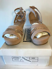 ***DUSTY PINK, INWEAR- BLOCK HEELS-BUCKLES-STYLISH FOR PARTIES- GIFT-SIZE 38 ***
