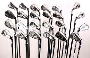 Lot of 24 Golf Club 7 Iron Fitting Irons PXG Wilson TaylorMade Ping Titleist RLH