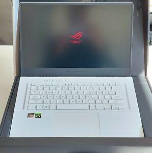 ASUS ROG Zephyrus G15 15.6inch Ryzen 9 RTX 3070 White Gaming Laptop (GA503 QR)