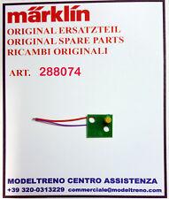 MARKLIN 288074 BLINKER GIALLO - LEITERPLATTE BLINKLICHT GELBEN DHG 500  29184