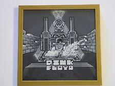 LARRY ORTIZ ILLUSTRATION PAINTING ALBUM COVER DESIGN PINK FLOYD INDUSTRY SURREAL