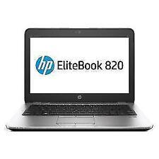 HP EliteBook 820 G4 Notebook 12.5 I5-7300u Business Laptop Pro Ultrabook