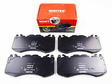 BRAND NEW MINTEX FRONT BRAKE PADS SET MDB3129 (REAL IMAGES OF THE BRAKE PADS)