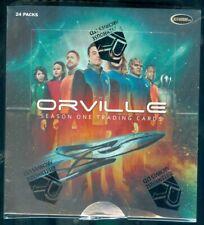 Orville Season 1 Sealed Box