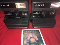 POLAROID CAMERA 1 FILM+ MANUAL GUIDES LOW START ideal 2c if retro photos r 4 u 0