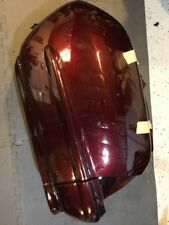 01-10 Honda Goldwing GL1800 LEFT Side Saddlebag Bag Lid Door Complete RED OEM