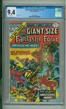 Giant-Size Fantastic Four #5 CGC 9.4  Jack Kirby Cover 1975