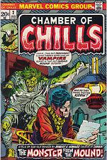 Chamber Of Chills #2 F/Vf