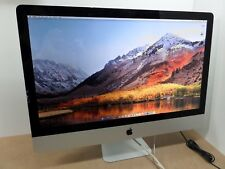 "Apple iMac 27"" A1312 Mid-2011 Core i7-2600 3.4GHz 8GB 1TB HD 6970M 1GB, Read !"